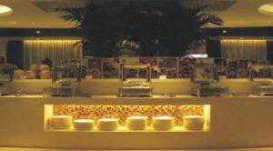 Area buffet furniture hotel