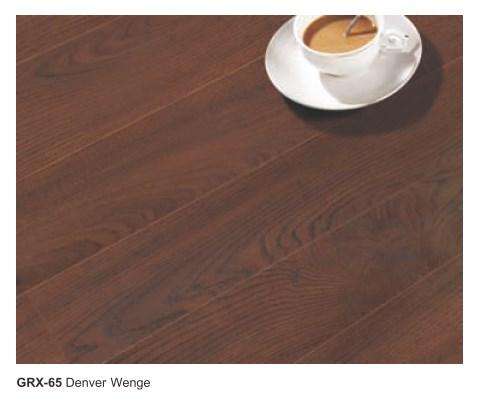 Beli lantai laminasi murah di surabaya GRX-65 Denver Wenge