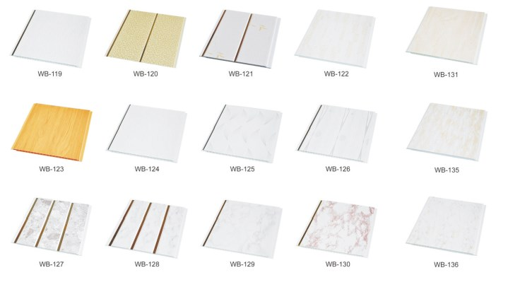 Beli plafon PVC murah berkualitas tinggi