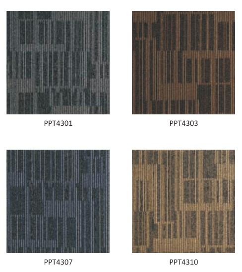 Berbagai ubin karpet murah PPT4301