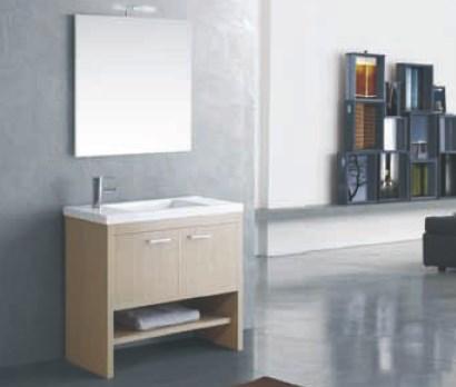 Cermin dan lemari kamar mandi portable GCYMDF-1324-ML