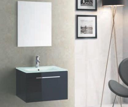 Cermin dan lemari kamar mandi set murah GCYMDF-1309