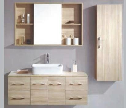 Cermin kamar mandi yang terang GCYMDF-3022