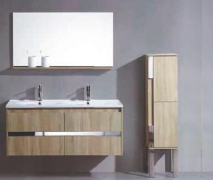 Cermin ser dan lemari ruang kamar mandi YMDF-3002