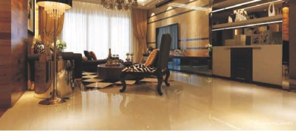Contoh Pengunaan dan penerapan lantai ubin