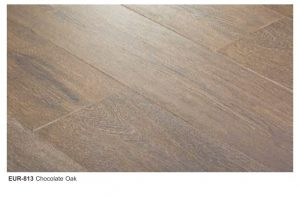 Lantai laminasi murah surabaya EUR-813 Chocolate Oak