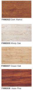 Jual lantai laminasi motif kayu FXM2022 Dark Walnut