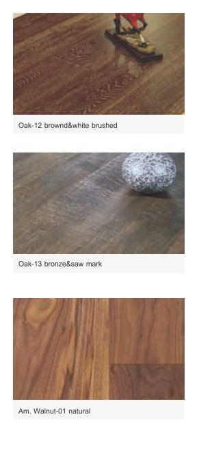Harga lantai kayu di surabaya dan sekitarnya Oak 12 Brown