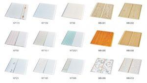 Harga papan plafon PVC berkualitas