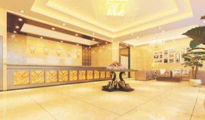 Hotel furniture resepsionis 2