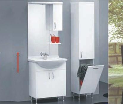 Jual lemari kamar mandi yang bagus GCYMDF-5105