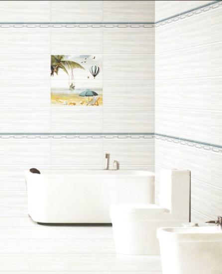 Kamar mandi dinding keramik