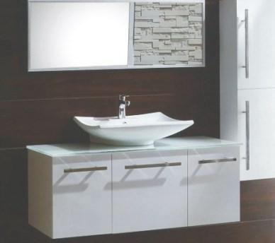 Lemari cermin kamar mandi yang sederhana GCYMDF-5061