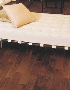 Penerapan lantai kayu untuk kamar tidur (1)