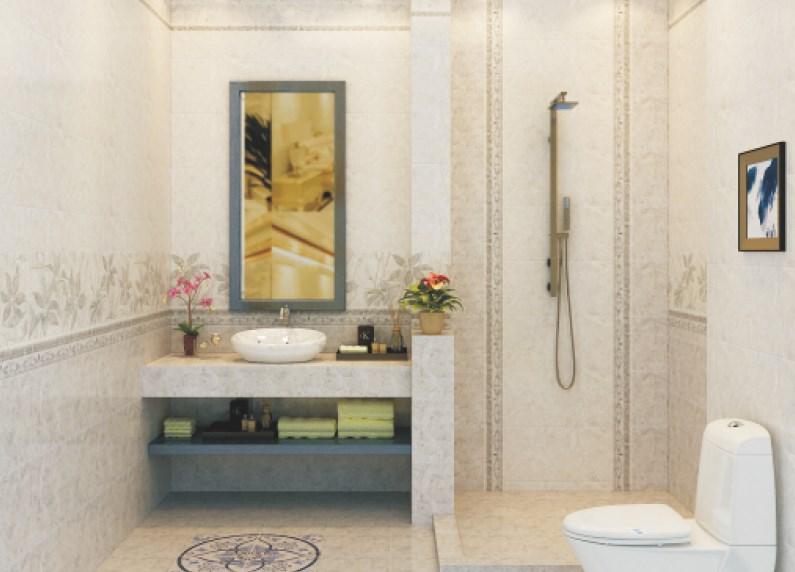 Pengaplikasian Harga keramik murah untuk dinding