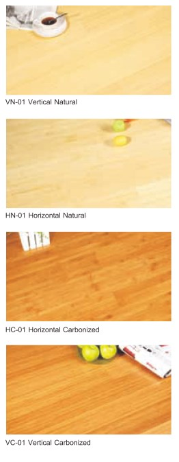 Jual wood flooring VN-01 Vertical Natural